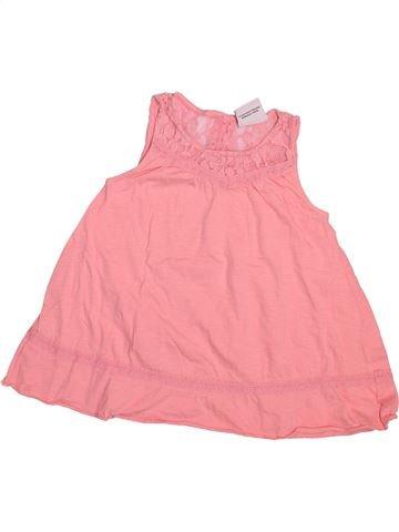Camiseta sin mangas niña TOPOLINO rosa 5 años verano #1498133_1