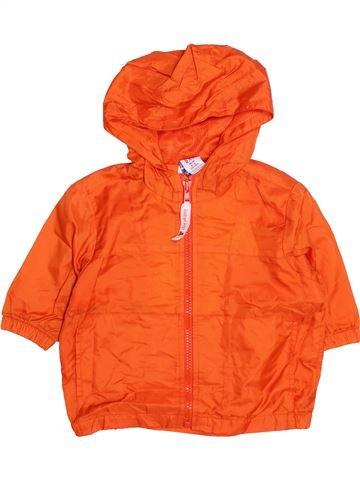Parka garçon GAP orange 12 mois été #1498153_1