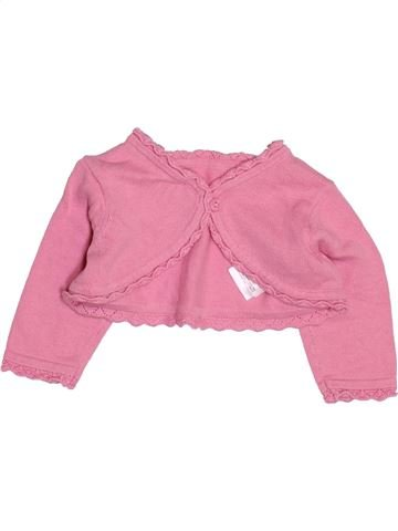 Gilet fille MOTHERCARE rose 3 mois hiver #1498170_1