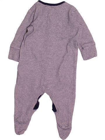 Pyjama 1 pièce garçon NEXT gris 3 mois été #1498210_1