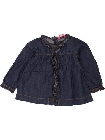 Blusa de manga larga niña HEMA negro 2 años invierno #1498273_1