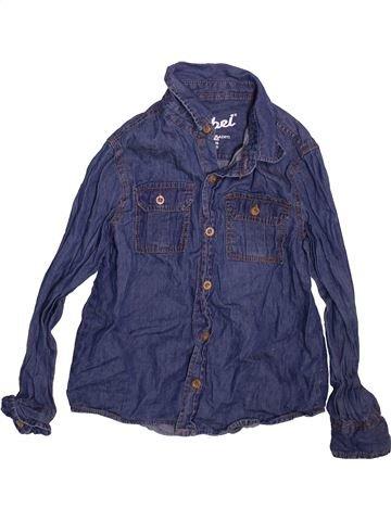 Camisa de manga larga niño PRIMARK azul 9 años invierno #1498376_1