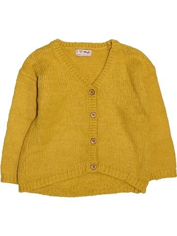 Chaleco niña NEXT amarillo 3 años invierno #1498380_1