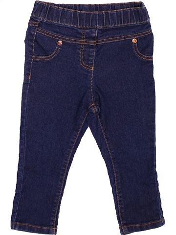 Pantalón niña NEXT azul 12 meses invierno #1498401_1