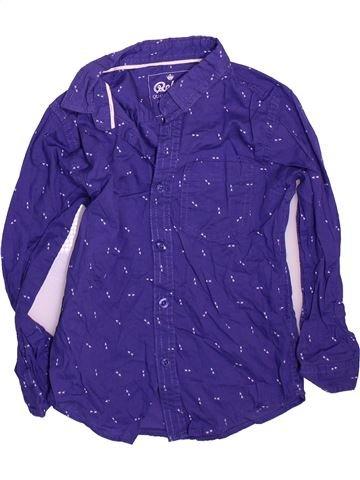 Chemise manches longues garçon PRIMARK violet 6 ans hiver #1498420_1