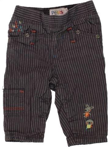 Pantalón niño LA COMPAGNIE DES PETITS marrón 6 meses invierno #1498442_1