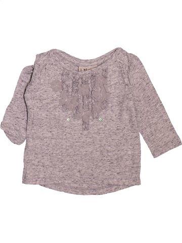 Camiseta de manga larga niña NEXT violeta 6 meses invierno #1498453_1