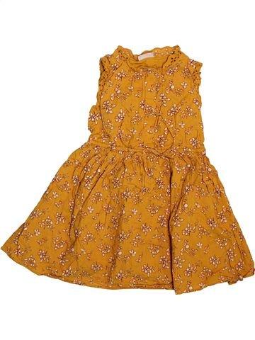 Robe fille NEXT marron 5 ans été #1498478_1