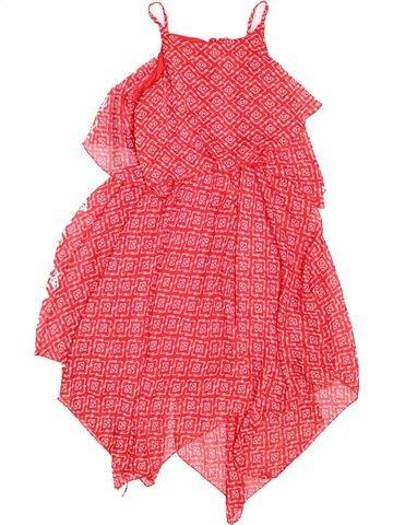 Vestido niña MATALAN rosa 10 años verano #1498514_1