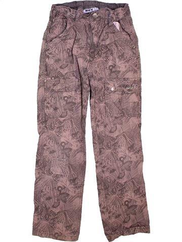 Pantalón niño KIABI marrón 10 años invierno #1498577_1