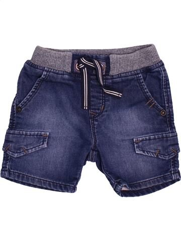 Short - Bermuda garçon CATIMINI bleu 18 mois été #1498661_1
