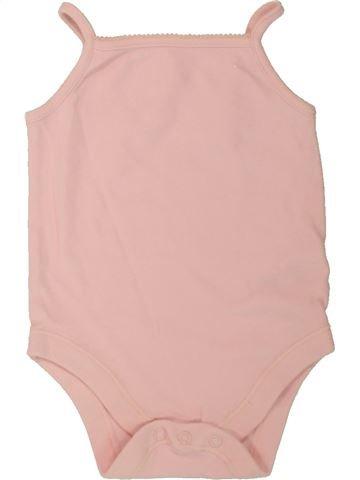 Camiseta sin mangas niña GEORGE rosa 18 meses verano #1498676_1