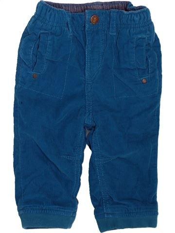 Pantalon garçon ORCHESTRA bleu 9 mois hiver #1498677_1