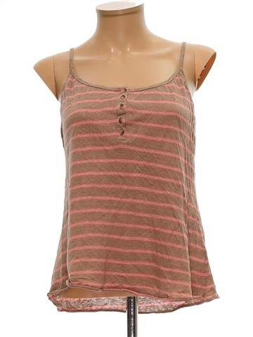 Camiseta sin mangas mujer LA REDOUTE 42 (L - T2) verano #1498682_1