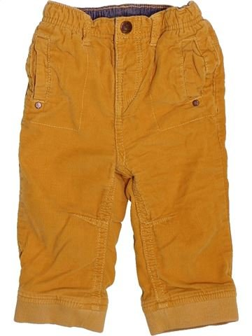 Pantalón niño ORCHESTRA naranja 12 meses invierno #1498697_1