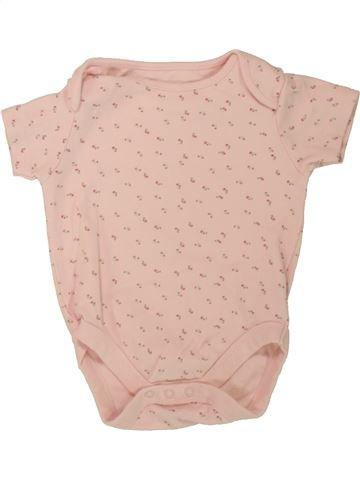 Camiseta de manga corta niña MINI CLUB rosa 18 meses verano #1498698_1