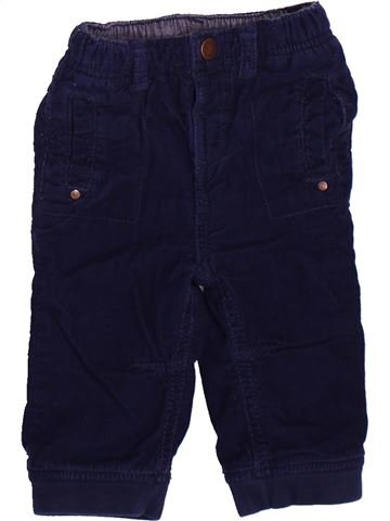 Pantalon garçon ORCHESTRA noir 9 mois hiver #1498705_1