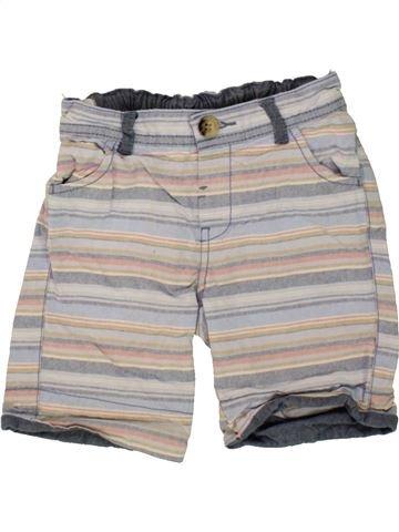 Short-Bermudas niño MATALAN beige 3 años verano #1498721_1