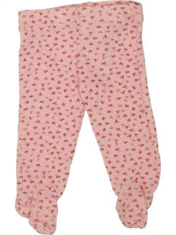 Pantalón niña F&F rosa 3 meses verano #1498810_1