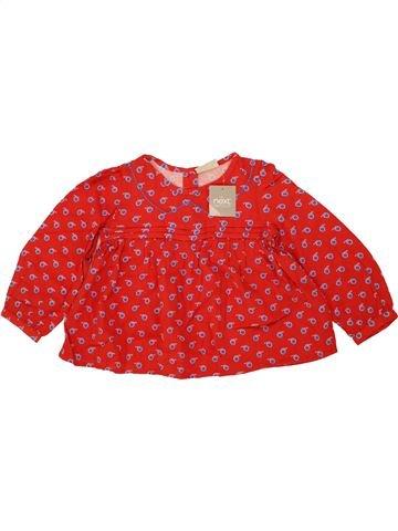 Blusa de manga larga niña NEXT rojo 3 años invierno #1498889_1