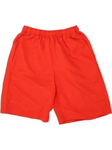 Short de sport garçon PUMA rouge 12 ans été #1498920_1
