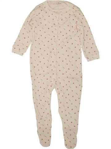 Pijama de 1 pieza niña NEXT beige 18 meses verano #1498939_1