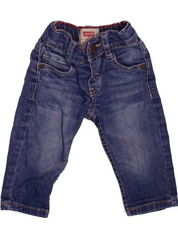 Tejano-Vaquero niño LEVI'S azul 6 meses invierno #1498958_1