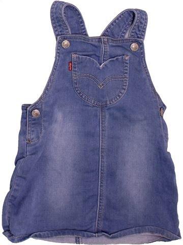 Vestido niña LEVI'S azul 2 años verano #1498968_1
