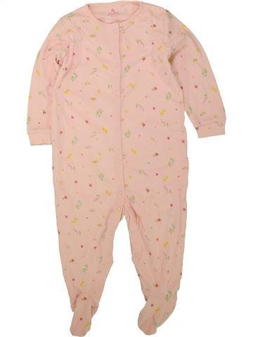 Pyjama 1 pièce fille NEXT beige 18 mois été #1498987_1