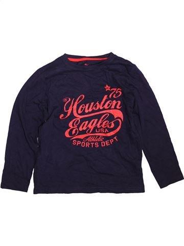 T-shirt manches longues garçon PRIMARK noir 8 ans hiver #1499075_1