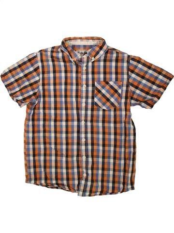 Camisa de manga corta niño BOYS marrón 11 años verano #1499109_1