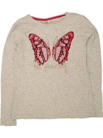 Camiseta de manga larga niña PRIMARK beige 12 años invierno #1499243_1