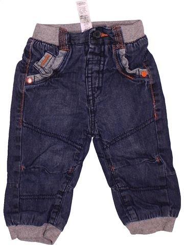 Tejano-Vaquero niño GEORGE azul 9 meses invierno #1499275_1