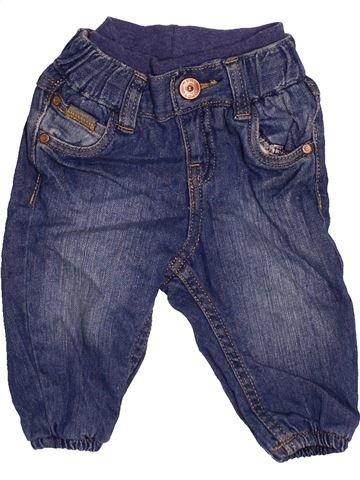 Tejano-Vaquero niño H&M azul 3 meses invierno #1499324_1