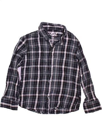 Camisa de manga larga niño PRIMARK gris 7 años invierno #1499350_1