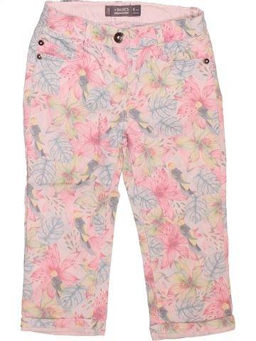 Pantalón corto niña ORCHESTRA violeta 6 años verano #1499357_1