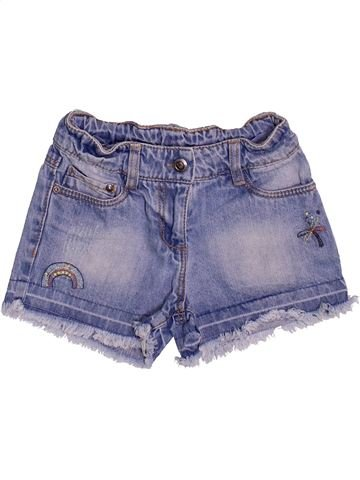 Short-Bermudas niña TAPE À L'OEIL azul 6 años verano #1499367_1