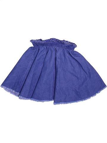 Jupe fille TAPE À L'OEIL violet 6 ans été #1499370_1