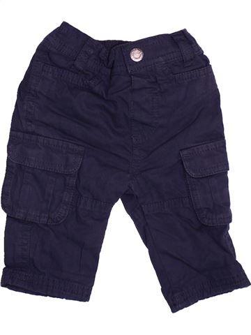 Pantalon garçon MINI CLUB bleu 1 mois hiver #1499493_1