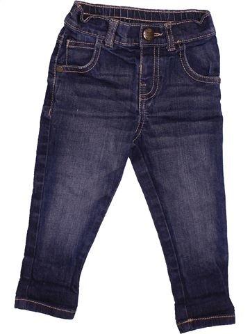 Tejano-Vaquero niño F&F azul 9 meses invierno #1499534_1