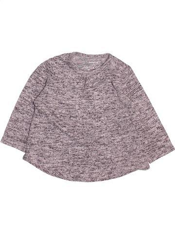 jersey niña F&F gris 3 meses invierno #1499537_1