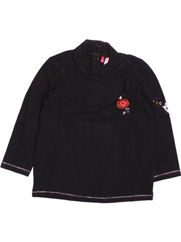 Camiseta de manga larga niña ORCHESTRA negro 2 años invierno #1499565_1