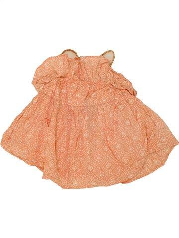 Blusa de manga corta niña NEXT naranja 6 años verano #1499713_1