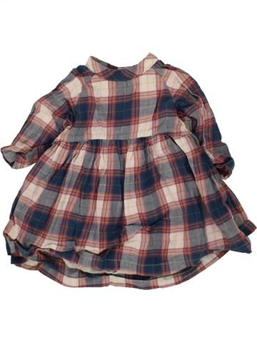 Robe fille MOTHERCARE violet 3 mois hiver #1499809_1