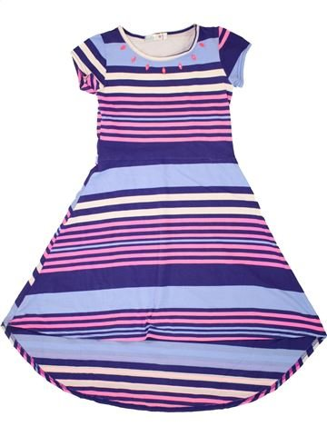 Vestido niña M&CO violeta 8 años verano #1499928_1
