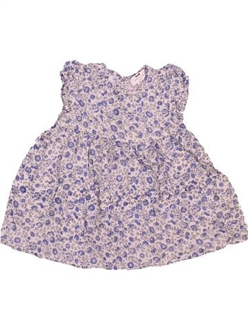 Vestido niña CYRILLUS gris 18 meses verano #1499946_1