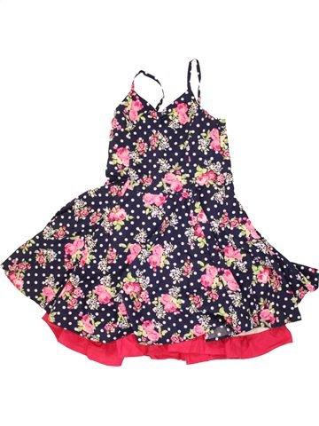 Vestido niña MATALAN rosa 7 años verano #1500064_1