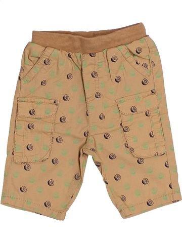 Short - Bermuda garçon ORCHESTRA marron 18 mois été #1500139_1