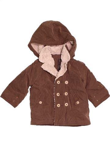 Manteau garçon SERGENT MAJOR marron 12 mois hiver #1500288_1