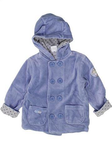 Chaleco niño DISNEY azul 9 meses invierno #1500337_1